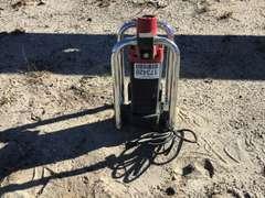 CONCRETE VIBRATOR ELECTRIC, NO DRILL PRESS