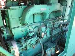 1985 CUMMINS ONAN-MCGRAW-EDISON 155 GENSET SKID MOUNTED GENERATOR D010230800