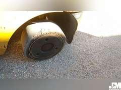 2015 CATERPILLAR 2C4000 CUSHION TIRE FORKLIFT SN: AT9042401