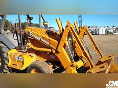 2005 CASE 570MXT SN: JJG0302381 SKIP LOADER