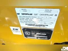 2015 CATERPILLAR 2C4000 CUSHION TIRE FORKLIFT SN: AT9042405
