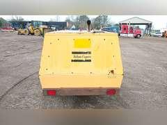 ATLAS COPCO XAS90JD 185 PORTABLE AIR COMPRESSOR SN: HOL604747