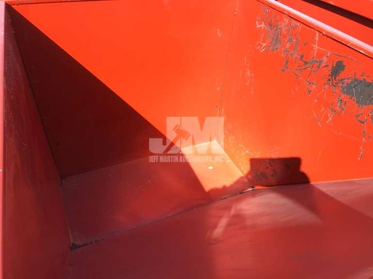 UNUSED STANDARD DUTY 2 CY CAPACITY DUMPING HOPPER KC82487