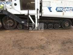 2011 ROADTEC RP195 CRAWLER ASPHALT PAVER SN: RP195257