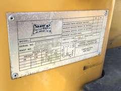 LANDOLL B30/42E180D SERIES IV FORKLIFT SN: B30/42-7626-04459