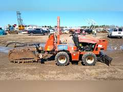 2014 DITCH WITCH RT45 TRENCHER SN: CMWH314XJE0003024