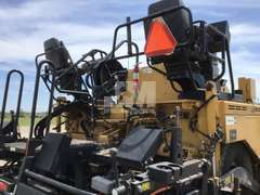 2012 CATERPILLAR AP1000E RUBBER TIRE PAVER  SN: T1F00140