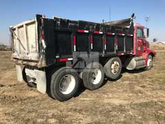1998 INTERNATIONAL 9200 TRI-AXLE DUMP TRUCK VIN: 2HSFMAHR5WC046732