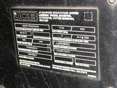 2018 JCB 505-20TC TELESCOPIC FORKLIFT SN: GEO5C11RCK2743102