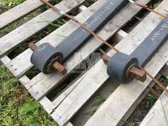 QTY OF (2) NEW FREIGHTLINER DRIVE AXLE SPRINGS