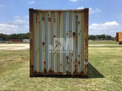 2007 MAERSK 40' CONTAINER SN: MSKU0148457