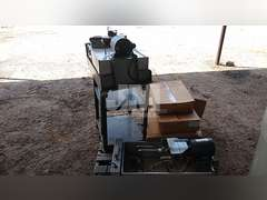 (2) COMMERCIAL OIL FILTERING MACHINES W/FILTERS, METAL CART, & MISCELLANEOUS