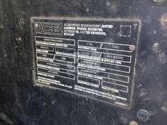 2018 JCB 505-20TC TELESCOPIC FORKLIFT SN: GEO5C11RAK2743224