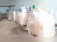 QTY OF (6) PALLETS OF STORE RETURNS ***CONDITION UNKNOWN***