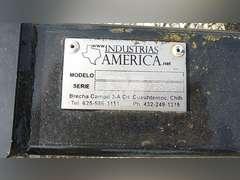 (UNUSED) INDUSTRIAS AMERICA SN: BALE0220217805 HYDRAULIC BALE UNROLLER