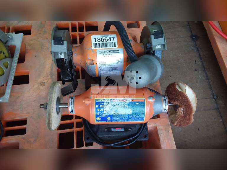 CENTRAL MACHINERY ELECTRIC