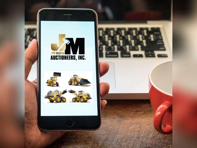MIDWEST CONSTRUCTION & TRANSPORTATION EQUIPMENT PUBLIC VIRTUAL AUCTION MAY 11, 2021 10:00 AM EST