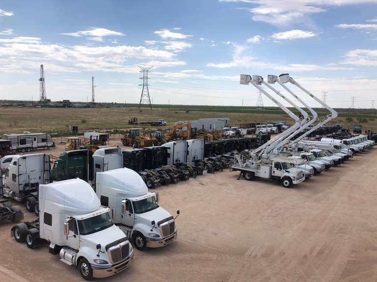 PERMIAN BASIN UNRESERVED PUBLIC AUCTION - APRIL 14, 2021 10:00 AM CST