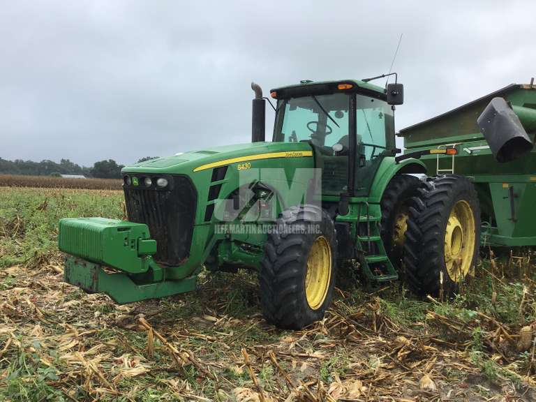 ABSOLUTE FARM EQUIP REDUCTION AUCTION -  WITHERSPOON FARMS LLC - APRIL 15TH @ 10 AM EST