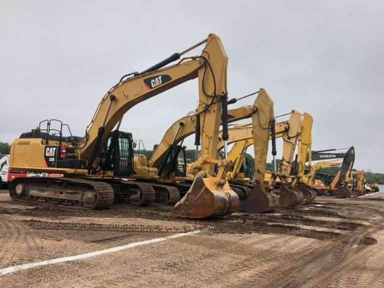 LATE SPRING 2 DAY CONSTRUCTION & TRANSPORTATION PUBLIC AUCTION - MAY 21 & 22- 9 AM CST