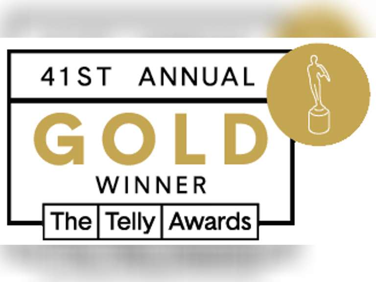 Jeff Martin Auctioneers Wins Gold Telly Award