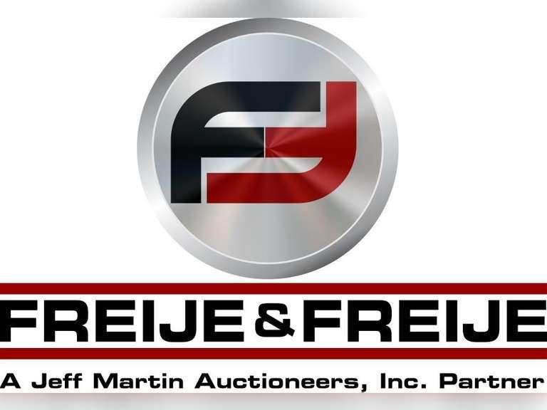 Freije & Freije Auctioneers partners with Jeff Martin Auctioneers
