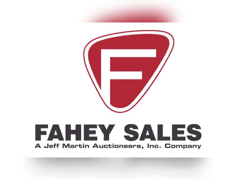 Fahey Sales acquired by Jeff Martin Auctioneers, Inc.