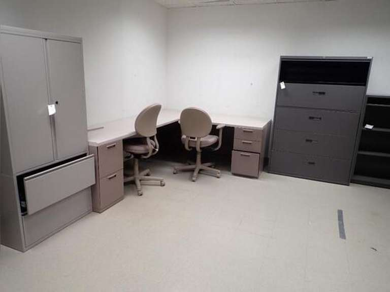 ONLINE ONLY CUBICLE SYSTEMS AND OFFICE EQUIPMENT- BIDDING CLOSES SEPTEMBER 21ST @ 6 PM CST