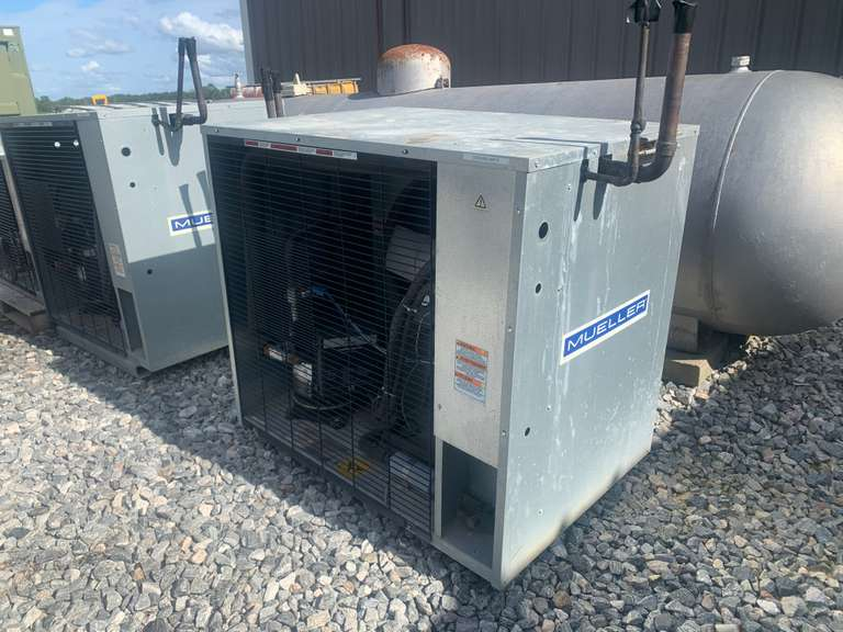 (2) Mueller Estar 10 HP Compressors (Units 3 & 4)  Year: 2014   Removed By and Ready To Load  Located in Cordele, GA  Priced at $5500/ Each at the dairy  For more information contact: Clay Papoi 517-526-1917