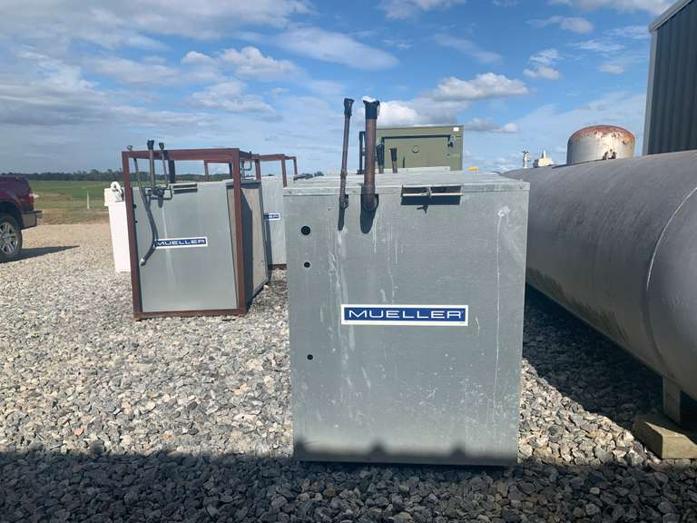 (1) Mueller Estar 5 HP Compressors (Units 3 & 4)  Year: 2017  Removed By and Ready To Load  Located in Cordele, GA  Priced at $5500/ Each at the dairy  For more information contact: Clay Papoi 517-526-1917