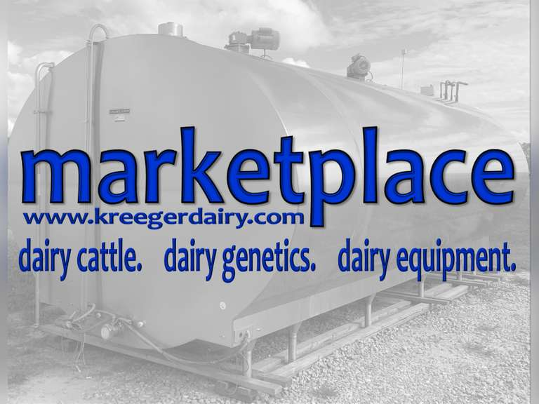 DAIRY EQUIPMENT-Market Place Information (Click the Details tab below for Information, Terms and Team Contacts) Conatct any member of the team with questions or to buy over the phone.  You can sign in and click Buy Now to purchase a lot online. Thank You for your interest.
