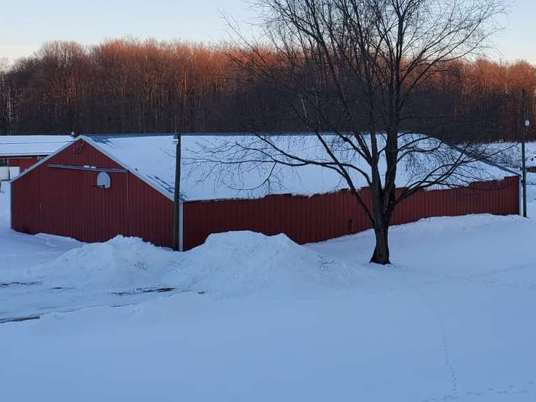50 X 80 Pole Barn | Buyer Removes | Located in Kalkaska, MI | Priced at $5000 | For more information contact Henk de Vor 989-670-5851