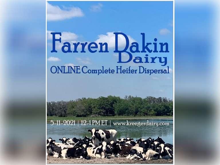 Farren Dakin Complete Heifer Dispersal