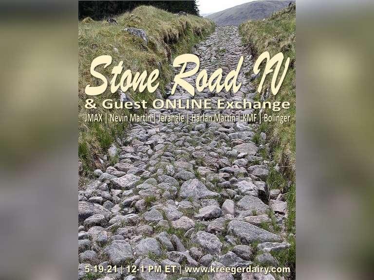 Stone Road IV & Guest Exchange | JMAX, Nevin Martin, Jerangle, Harlan Martin, KMF, G Gernaat, & Bollinger