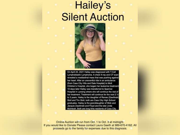 Hailey's Auction