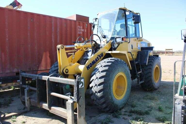 SBA Lender Ordered Sandblasting Equipment Online Auction - Williston, North Dakota