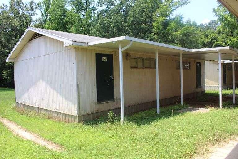School Temporary Buildings Online Auction 7-22-2021