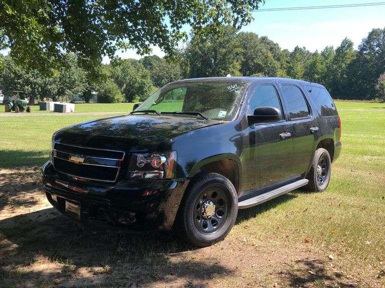 Vehicle & Equipment Auction 9-30-2021
