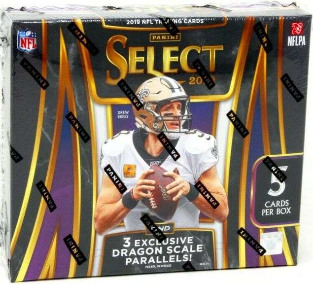 2019 Select Tmall Box Break #10 (Reserve $350)