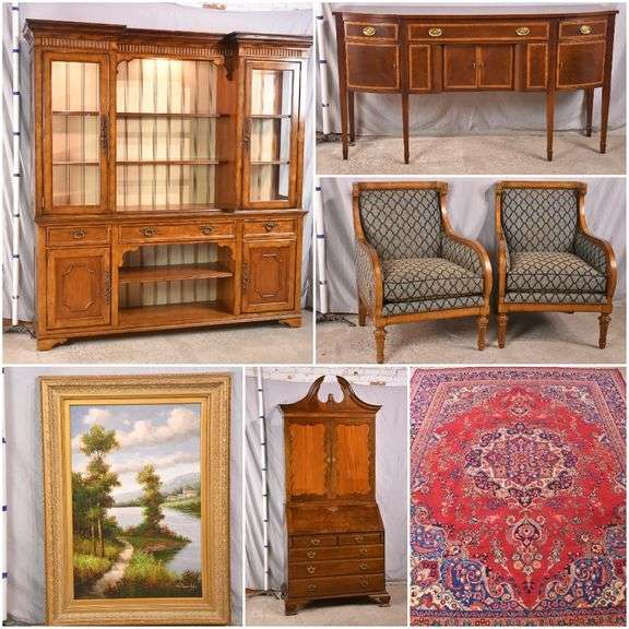 Online Southern Market Auction - 3/22/21