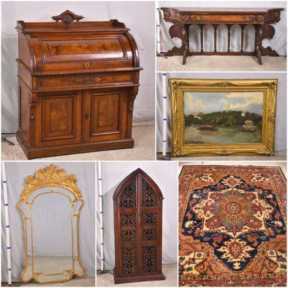 Online Southern Market Auction - 3/8/21