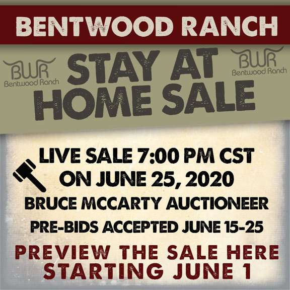 Bentwood Stay at Home Sale