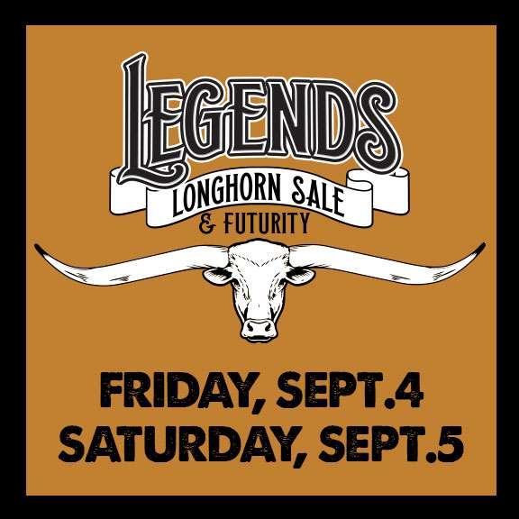 Legends Friday Night Heifer Sale