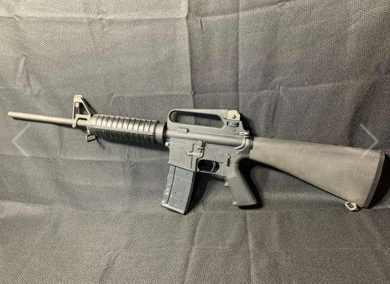 Colt Match Target Lightweight .223 Rifle