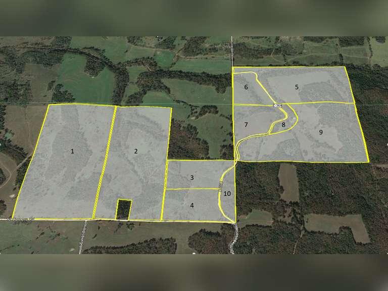 Camden County, MO- 355 acres