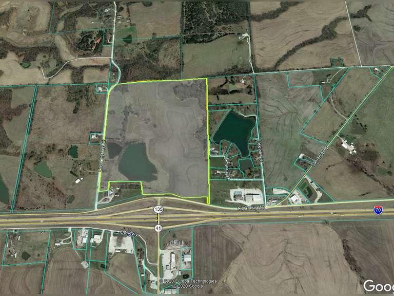 Cooper County- 93 acres on I-70