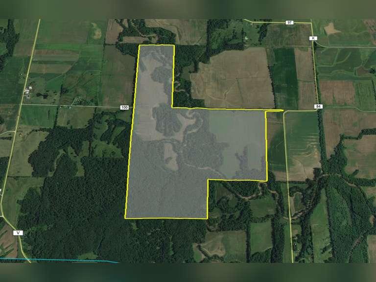 Knox County, MO- 438.3 Acres