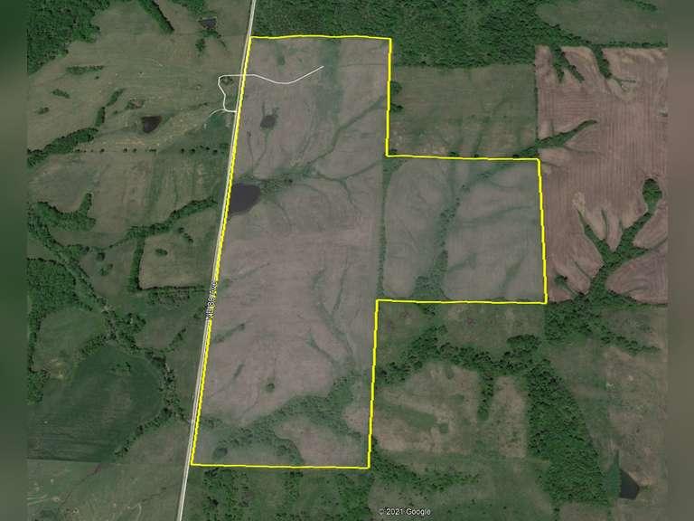 Grundy County 160 Acre CRP Farm