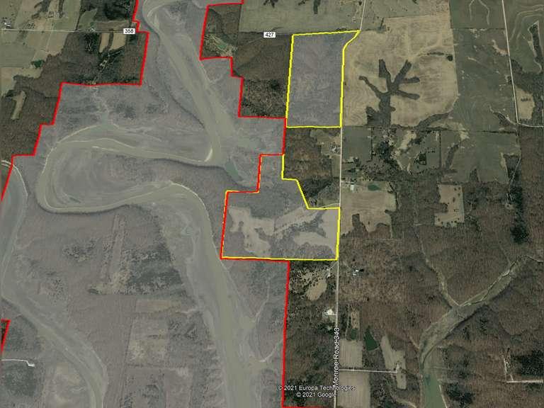 Monroe County 162 acres