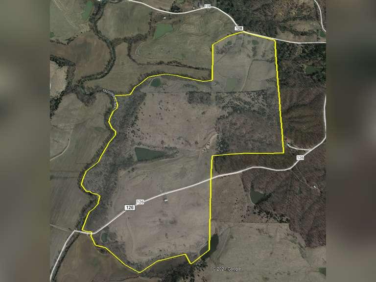 Howard County- 246 Acres